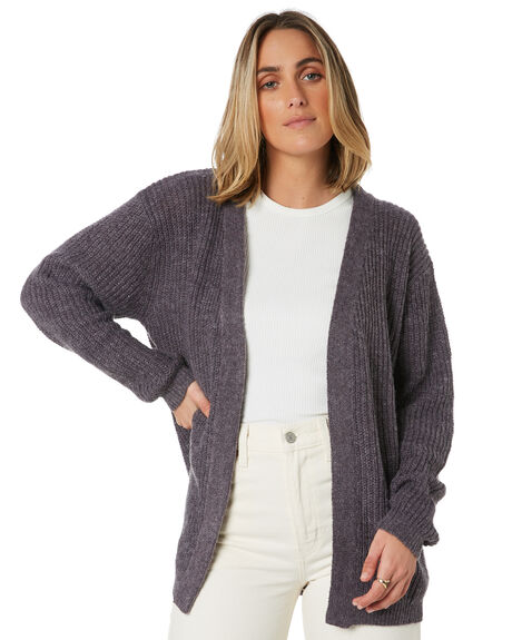 CHARCOAL WOMENS CLOTHING SWELL KNITS + CARDIGANS - S8203147CHAR