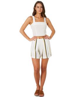 BONNEAU STRIPE WOMENS CLOTHING SANCIA SHORTS - 819ASTRIPE