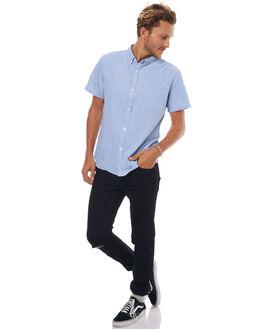 PCW CUT BLACK MENS CLOTHING CHEAP MONDAY JEANS - 0498771CUT
