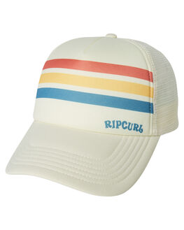 BEIGE WOMENS ACCESSORIES RIP CURL HEADWEAR - GCAFP10001