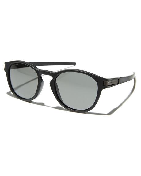 bfafe2cdfe Oakley Latch Prizm Sunglasses - Matte Black Grey