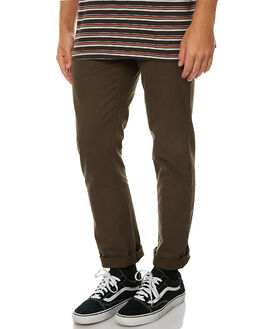 FOREST MENS CLOTHING RVCA PANTS - R173272FOR