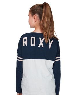 DRESS BLUES KIDS GIRLS ROXY TEES - ERGZT03337BTK0