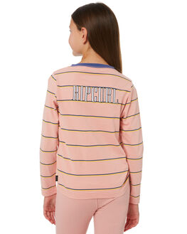 8c6065e79fc CORAL KIDS GIRLS RIP CURL TOPS - JTEDT10026