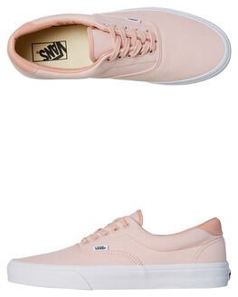 EVENING SAND WHITE MENS FOOTWEAR VANS SKATE SHOES - SSVNA38FSQKFEVENM