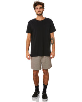 RUST MENS CLOTHING STUSSY SHORTS - ST005608RUST