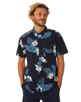 NAVY MENS CLOTHING SWELL SHIRTS - S5193168NAVY