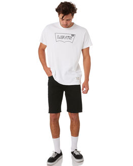 BLACKLIST MENS CLOTHING LEVI'S SHORTS - 36512-0040BLKLI