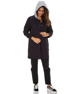 NAVY WOMENS CLOTHING RPM JACKETS - 7AWT16A2NVY