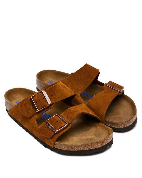MINK WOMENS FOOTWEAR BIRKENSTOCK FASHION SANDALS - 1009526MINK