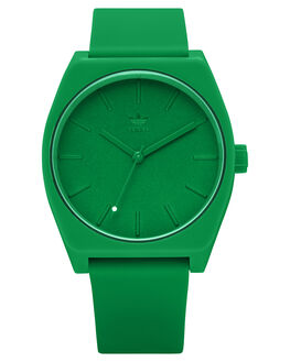ALL GREEN MENS ACCESSORIES ADIDAS WATCHES - Z10-2905-00AGRN