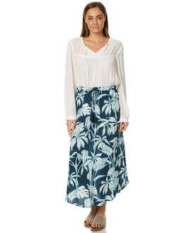REFLECTIVE POND WOMENS CLOTHING ROXY SKIRTS - ERJWK03030BYF7
