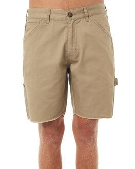DESERT MENS CLOTHING AFENDS SHORTS - 09-07-010DES