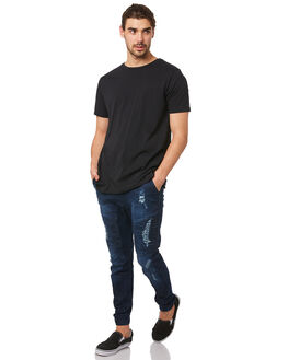 MIDNIGHT TRASH MENS CLOTHING NENA AND PASADENA JEANS - NPMDP002MDTR