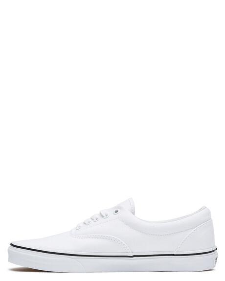 TRUE WHITE MENS FOOTWEAR VANS SKATE SHOES - SSVN-0EWZW00TWHTM