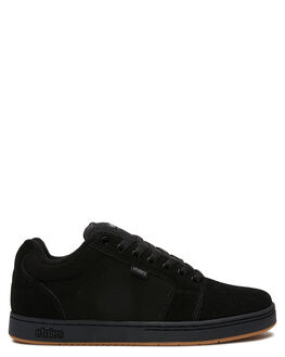 BLACK MENS FOOTWEAR ETNIES SNEAKERS - 4101000480001