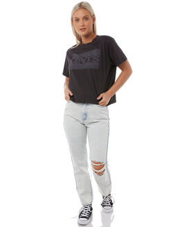 OBSIDIAN WOMENS CLOTHING LEVI'S TEES - 39389-0009OBS