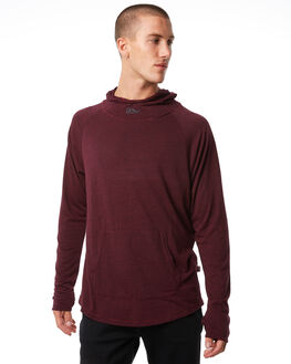 BURGUNDY MENS CLOTHING IMPERIAL MOTION JUMPERS - 201704006031BHTR