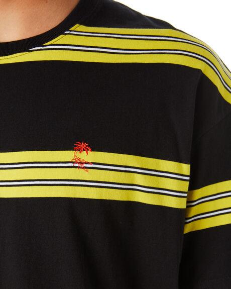 SULPHUR MENS CLOTHING GLOBE TEES - GB01211007SULPH