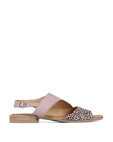 CAMEO LEOPARD WOMENS FOOTWEAR BUENO FASHION SANDALS - BUALYSSACAML