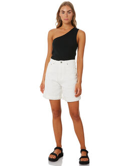 BLACK WOMENS CLOTHING THE FIFTH LABEL FASHION TOPS - 402001072BLK