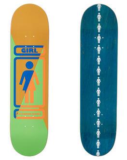 MIXED BOARDSPORTS SKATE GIRL DECKS - GB3653M2