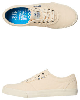 WASHED WHITE MENS FOOTWEAR KUSTOM SNEAKERS - 4976100BWWHT
