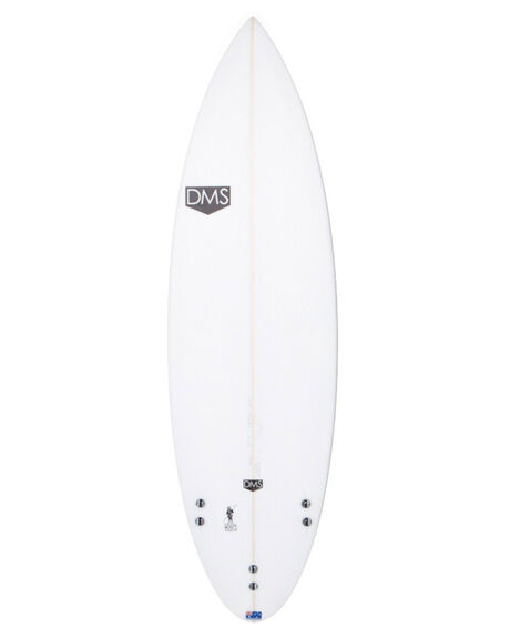 CLEAR BOARDSPORTS SURF DMS PERFORMANCE - WAVEWARRIOR