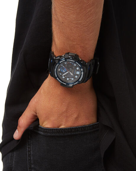 BLACK NAVY MENS ACCESSORIES G SHOCK WATCHES - GN1000B-1ABLKNV