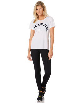 WHITE WOMENS CLOTHING THE UPSIDE ACTIVEWEAR - USW219055WHT