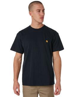 DARK NAVY MENS CLOTHING CARHARTT TEES - I021949DNVY