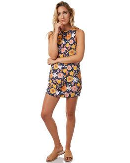 IRIS WOMENS CLOTHING AFENDS DRESSES - 5103-160-IRIS