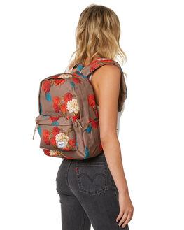 VINTAGE FLORAL PINE WOMENS ACCESSORIES HERSCHEL SUPPLY CO BAGS + BACKPACKS - 10485-03274-OSVTGBK
