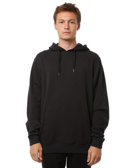 WASHED BLACK MENS CLOTHING NO NEWS JUMPERS - N5182442WSHBK