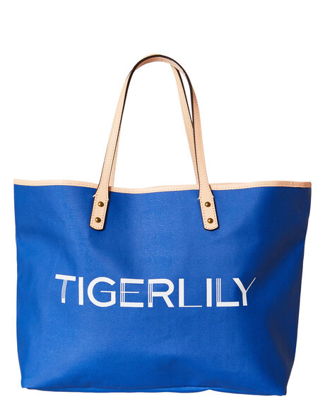 NAVY WOMENS ACCESSORIES TIGERLILY BAGS + BACKPACKS - T405833NVY