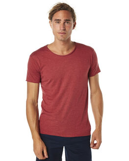 RED MARLE MENS CLOTHING SILENT THEORY TEES - 4083030REDM