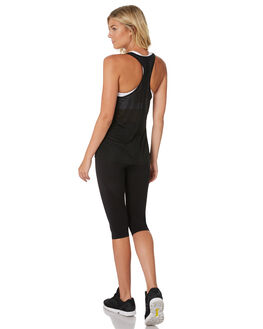 BLACK WOMENS CLOTHING LORNA JANE ACTIVEWEAR - 101840BLK