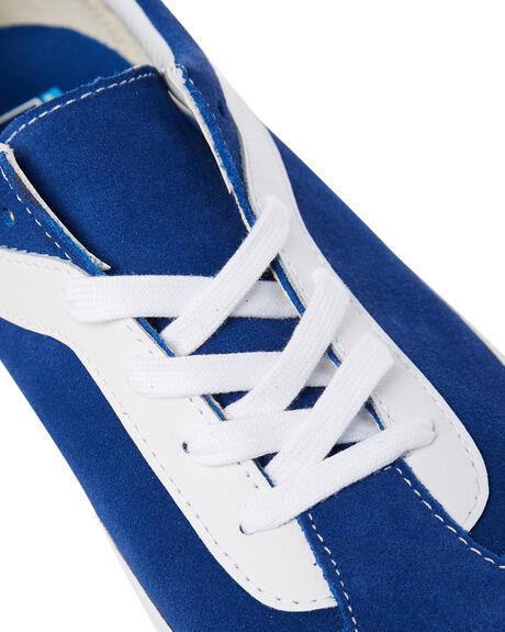 BLUE OUTLET MENS VANS SNEAKERS - VNA3WLPULD