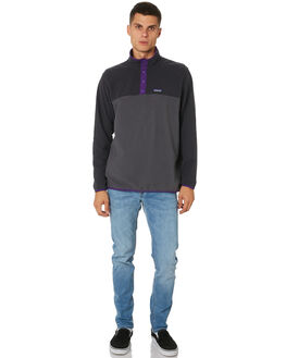 FORGE GREY MENS CLOTHING PATAGONIA JUMPERS - 26165FGE