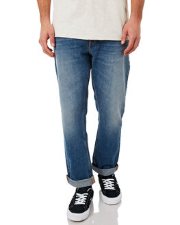CELESTIAL ORANGE MENS CLOTHING NUDIE JEANS CO JEANS - 112885CELES