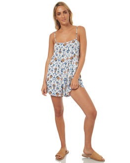 TURKISH MOSAIC WOMENS CLOTHING SWELL PLAYSUITS + OVERALLS - S8171467TRKMS