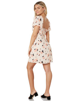 FRENCH ROSE WOMENS CLOTHING THE EAST ORDER DRESSES - EO200325DFROSE