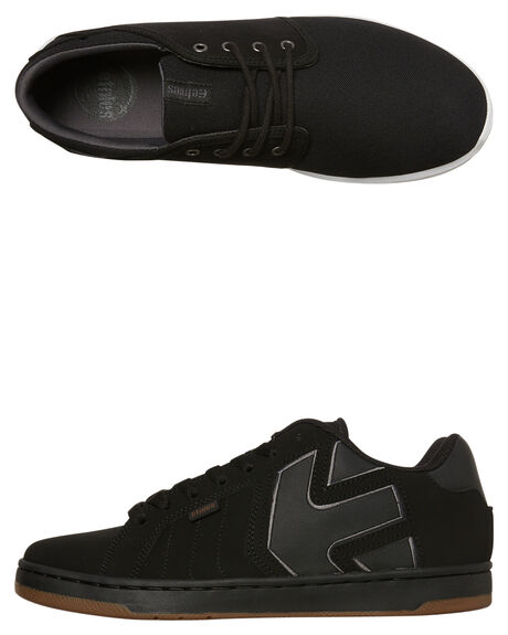 BLACK BLACK MENS FOOTWEAR ETNIES SNEAKERS - 4101000467-544