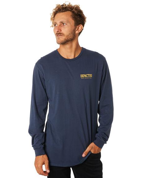 PETROL MENS CLOTHING DEPACTUS TEES - D5193100PETRL