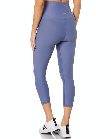 PURPLE WOMENS CLOTHING DK ACTIVE ACTIVEWEAR - DK05-022-PPL-XS