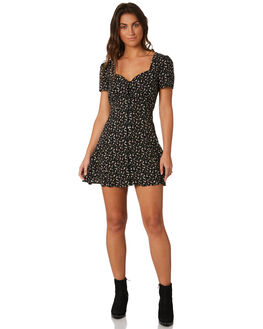 MULTI WOMENS CLOTHING MINKPINK DRESSES - MP1802455MULT
