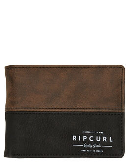 BROWN MENS ACCESSORIES RIP CURL WALLETS - BWUKK20009