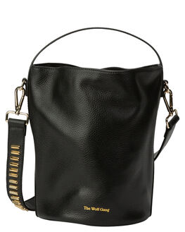 NOIR LEATHER WOMENS ACCESSORIES THE WOLF GANG BAGS + BACKPACKS - TWGR19A04NOIR