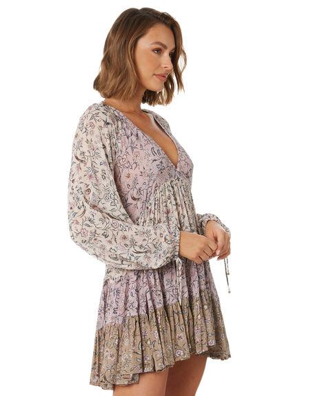 MULTI WOMENS CLOTHING TIGERLILY DRESSES - T611417NAT