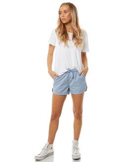 CHAMBRAY WOMENS CLOTHING SWELL PANTS - S8182193CHAMB